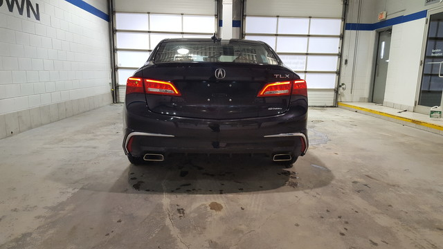 Certified Pre-Owned 2018 Acura TLX Elite SH-AWD **Lease Available** Includes 7 Year Certified Warra