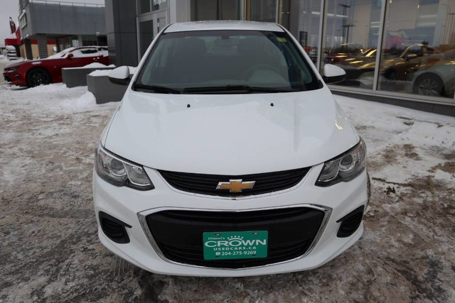 Pre-Owned 2017 Chevrolet Sonic Auto LT **Local Vehicle/Low Payments**