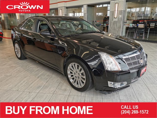 Pre-Owned 2011 Cadillac 3.6L AWD Performance Local Trade | CTS AWD | Sedan
