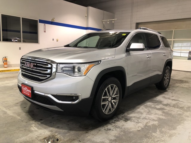 Pre-Owned 2017 GMC Acadia AWD SLE-2 **Includes Winter Tires** Panoramic Sunroof**