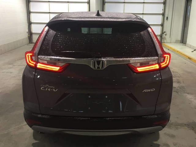 Certified Pre-Owned 2017 Honda CR-V Certified/EX/Sunroof/Bluetooth/Heated seats/Rear view camera