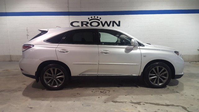 Pre-Owned 2015 Lexus RX 350 F Sport *All Wheel Drive* *Navigation* *Heads Up Display*