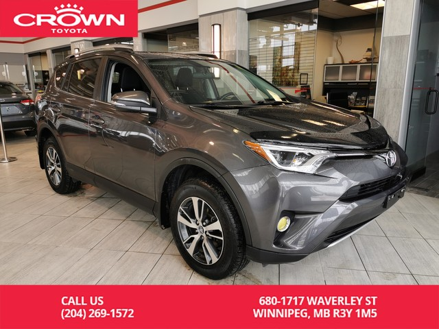 Certified Pre-Owned 2016 Toyota RAV4 XLE AWD / SUNROOF/ REMOTE START/ BACK UP CAMERA / LOCAL / ONE OWNER