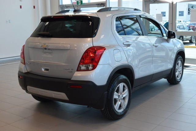 Pre-Owned 2016 Chevrolet Trax LT / AWD / Bluetooth / Alloy wheels / Rear view camera
