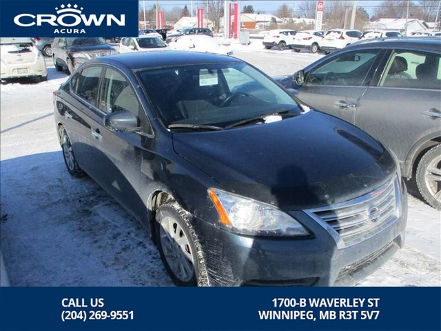 Pre-Owned 2015 Nissan Sentra SV **Includes Winter Tires** **Heated Seats**