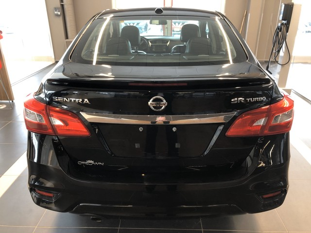 Pre-Owned 2017 Nissan Sentra SR Turbo *Backup Camera/Leather/Accident Free/Crown Original**