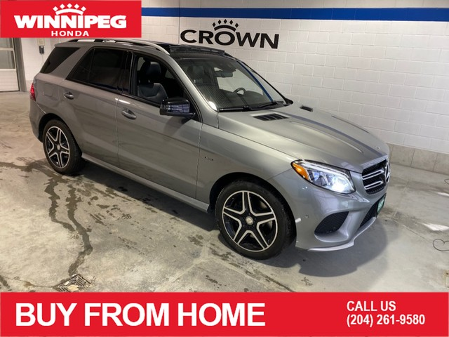 Pre-Owned 2016 Mercedes-Benz GLE 4MATIC 4dr GLE 450 AMG