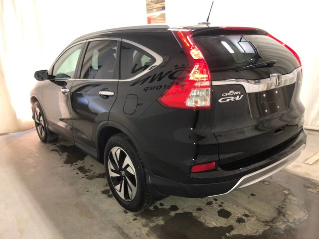 Pre-Owned 2016 Honda CR-V AWD 5dr Touring/ LOW KMS/ SUNROOF/ BACKUP CAMERA/ APPLE CARPLAY & ANDROID AUTO/ REMOTE START