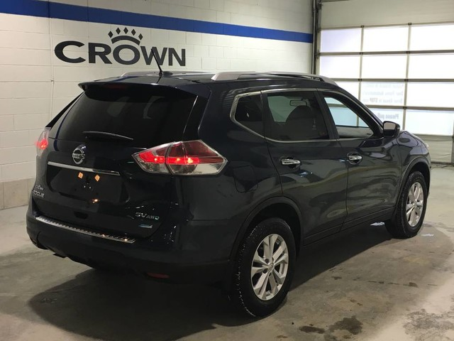 Pre-Owned 2015 Nissan Rogue AWD / SV / Heated seats / Bluetooth / Rear view camera
