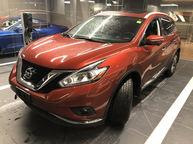 Certified Pre-Owned 2015 Nissan Murano SL AWD *Navigation/Remote Start/Accident Free/Crown Original*