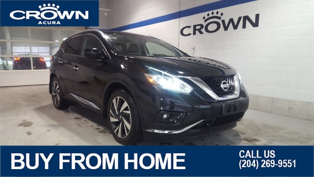 Pre-Owned 2017 Nissan Murano Platinum AWD **Remote Start** Navigation**