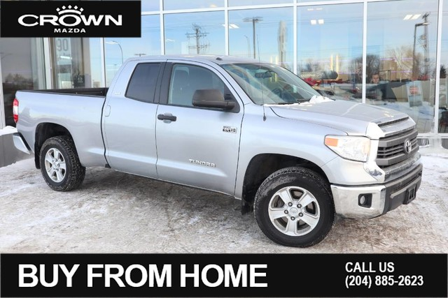 Pre-Owned 2015 Toyota Tundra 4WD SR **Includes 1-Year Powertrain Warranty/One Owner/Local**