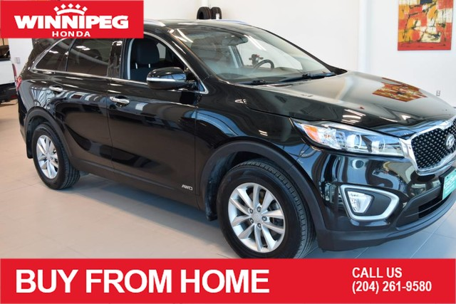 Pre-Owned 2016 Kia Sorento 2.0L Turbo EX / AWD / Bluetooth / Heated seats
