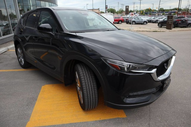 New 2019 Mazda CX-5 GT w/Turbo Auto AWD