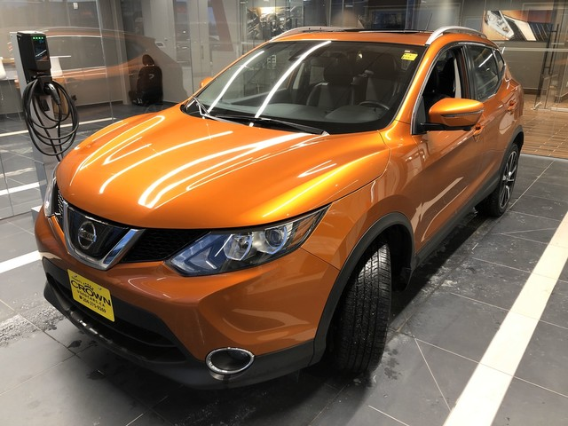 Pre-Owned 2019 Nissan Qashqai SL AWD *Leather/Remote Start/Accident Free*