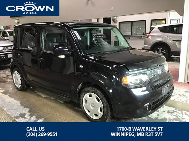 Pre-Owned 2012 Nissan Cube S **Low Kms** No Accidents**