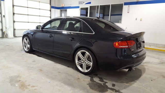 Pre-Owned 2011 Audi S4 4dr Sdn S tronic Premium