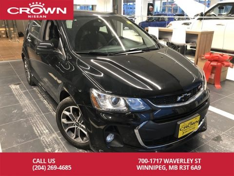 Pre-Owned 2018 Chevrolet Sonic LT *Heated Seats/Backup Camera/Accident Free*