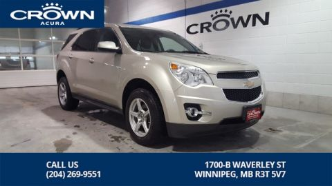Pre-Owned 2013 Chevrolet Equinox 2LT AWD **Heated Leather Seats** Great Shape**