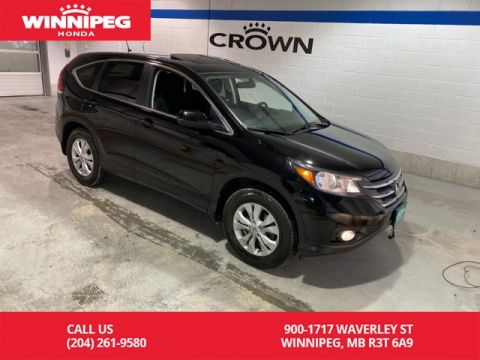 Pre-Owned 2014 Honda CR-V AWD/EX.Sunroof/Heated seats/Bluetooth