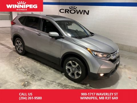 Certified Pre-Owned 2018 Honda CR-V EX-L/AWD/Bluetooth/Heated steering wheel/Heated seats