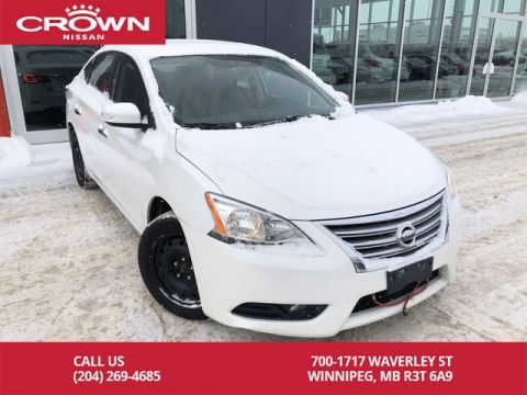Pre-Owned 2013 Nissan Sentra SL *Leather/Navigation/Remote Start*