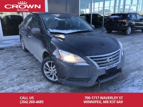 Pre-Owned 2013 Nissan Sentra SV *Heated Seats/Remote Start/Crown Original*