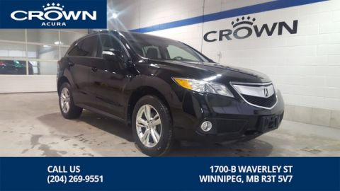 Pre-Owned 2014 Acura RDX Premium AWD **Heated Leather Seats** **Low Kms**
