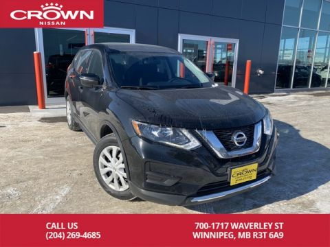 Pre-Owned 2017 Nissan Rogue S FWD *Bluetooth/Backup Camera/Accident Free*
