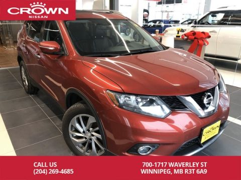 Pre-Owned 2014 Nissan Rogue SL AWD *Leather/Remote Start*