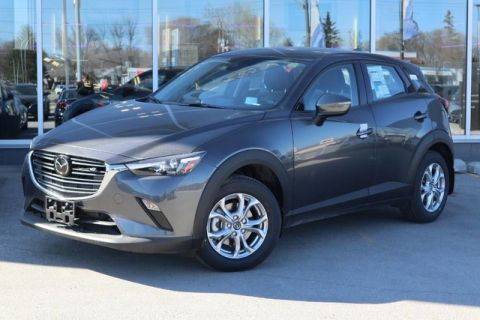 New 2019 Mazda CX-3 GS Auto AWD