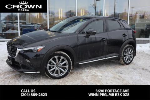 New 2019 Mazda CX-3 GT Auto AWD