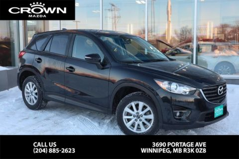 Pre-Owned 2016 Mazda CX-5 GS AWD **Crown Original**