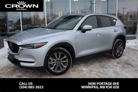 New 2019 Mazda CX-5 Signature Auto AWD